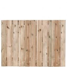 Tuinscherm Zaltbommel geïmpregneerd grenen 180x130 cm