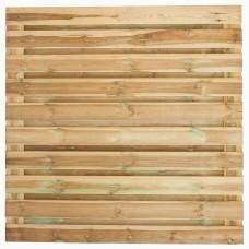 Tuinscherm Breda geïmpregneerd grenen 180x180 cm