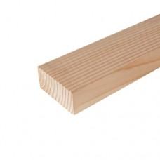 Regel douglas geschaafd 4,5x7 cm