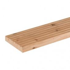 Vlonderplank douglas geschaafd 2,5x14 cm