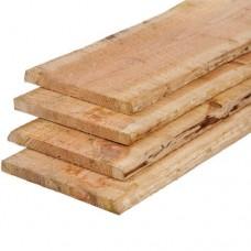 Schaaldeel lariks douglas 2,5x25-30 cm