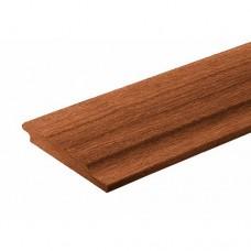 Rabatplank hardhout 1,9x13,5 cm