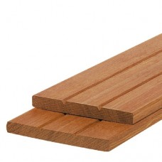 Tuinplank hardhout 1,4x14 cm