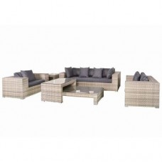 Wicker loungeset Hamilton