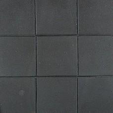 Betontegel 30x30x4,5 cm zwart
