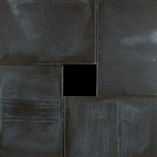 Betontegel 40x60x5 cm zwart