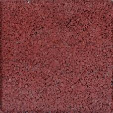 Pasblok 20x20x5 cm rood structuur