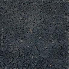 Pasblok 20x20x5 cm zwart structuur