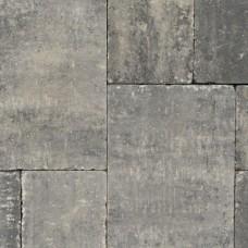 Abbeystones wildverband 6 cm grijs zwart
