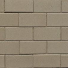 Betonklinker 21x10,5x6 cm grijs met deklaag
