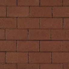 Betonklinker 21x10,5x8 cm heidepaars met deklaag