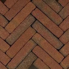 Gebakken waalformaat Art bricks 5x20x6,5 cm Fabritius