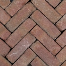 Gebakken dikformaat Art bricks 7x20x8,5 cm Fabritius
