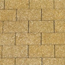 Betonklinker nature color uitgewassen 21x10,5x8 cm yellow