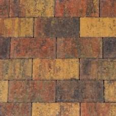 Betonklinker 21x10,5x6 cm bont gv