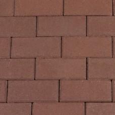 Betonklinker 21x10,5x8 cm paars