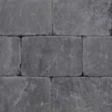 Trommelsteen 20x30x4 cm antraciet