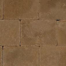 Trommelsteen 20x30x6 cm camel