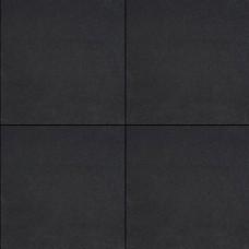 H2O design square 60x60x4 cm black emotion comfort