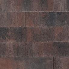 Linea palissade strak 15x15x60 cm tricolore