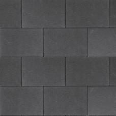Straksteen 20x30x6 cm antraciet