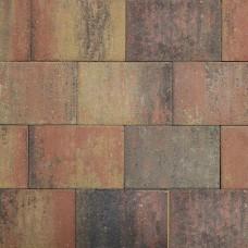 Straksteen 20x30x5 cm bruin gv AANBIEDING
