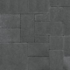 Straksteen wildverband 5 cm antraciet
