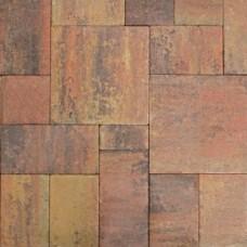Straksteen wildverband 5 cm bruin gv