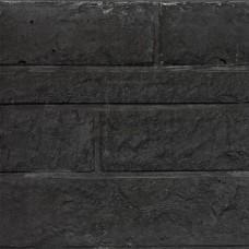 Betonnen onderplaat antraciet 4,8x26x184cm rotsmotief smal