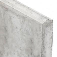 Betonnen stapelplaat grijs 3,5x24x184 cm mes-en-groef