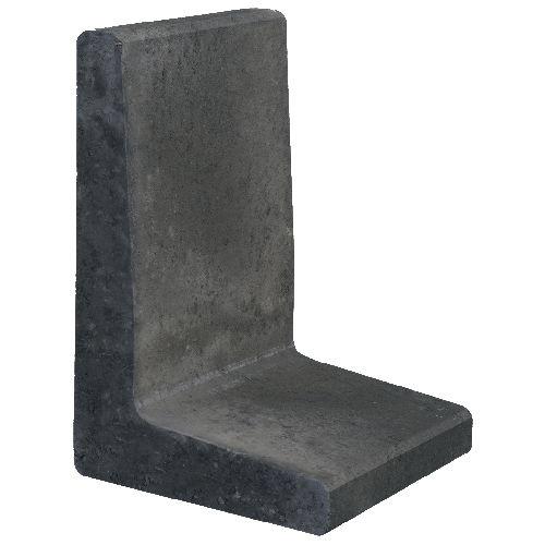 l element 40x40x40 cm zwart. Black Bedroom Furniture Sets. Home Design Ideas