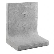 L-element 50x40x60 cm grijs