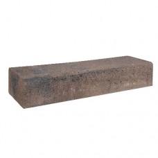Retro betonbiels 12x20x60 cm bruin