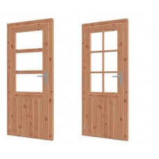 Lariks/Douglas enkele deur 81,4 x 199,6 cm 42.7958