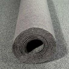 Dakleer grijs 10 m2 per rol