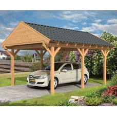Carport Workum zadeldak