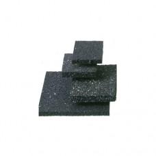 Tegeldrager rubber 10x10x1 cm