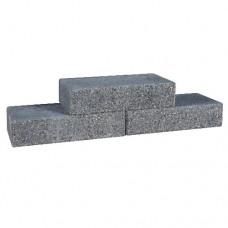 Graniblock 38x18x9 cm zwart