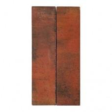 Tegula palissaden getrommeld 11x14x60 cm herfst genuanceerd