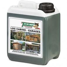Impregneermiddel groen 2,5 liter