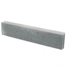 Opsluitband 8x20x100 cm grijs