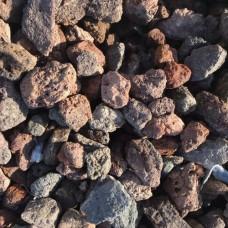 Lava brokken 40-80 mm bigbag 1.000 kg