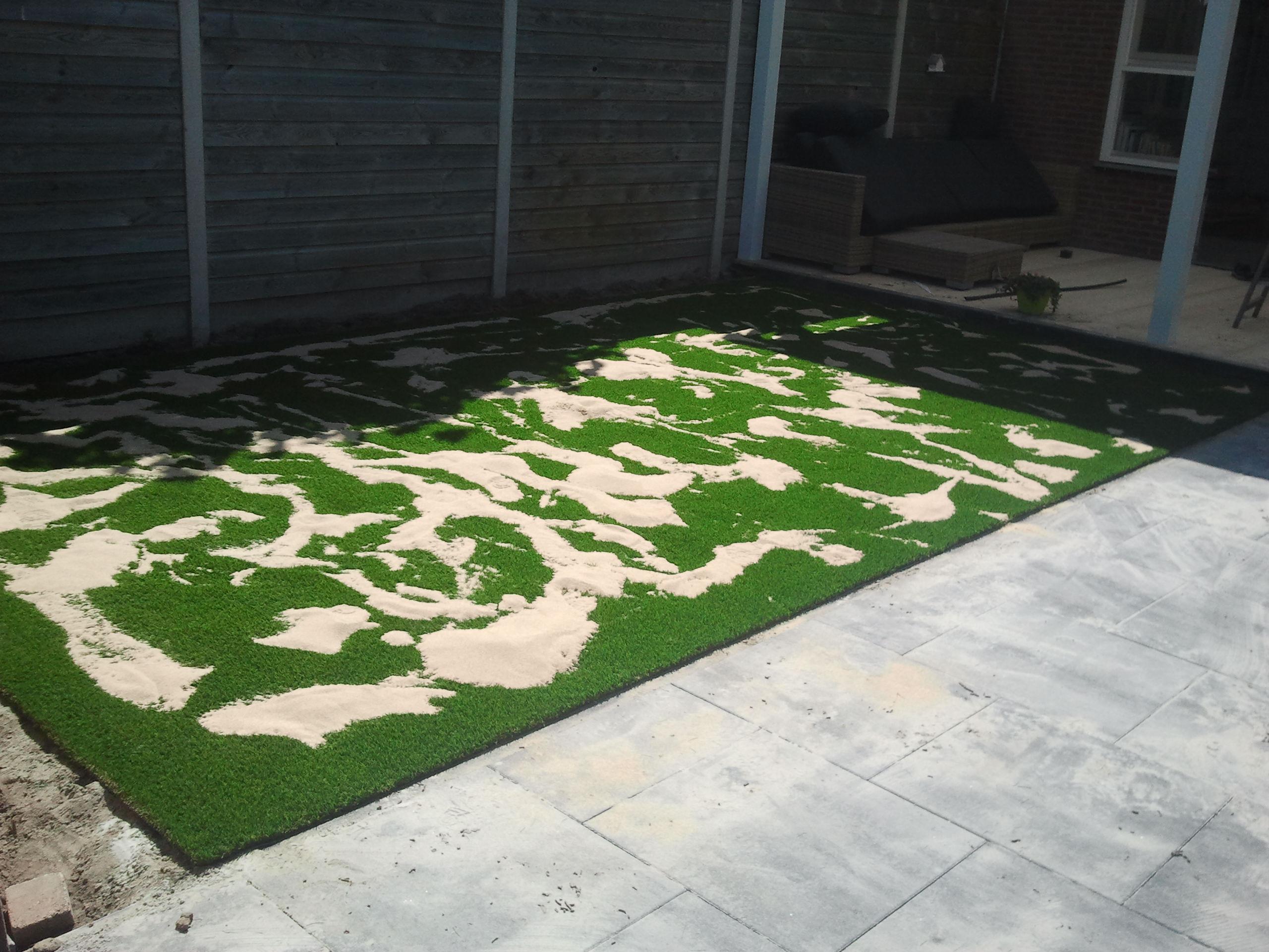 Tuin met grind voorbeelden for Grind tuin